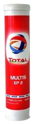 Смазка MULTIS EP 2 0,4кг TOTAL 9919527