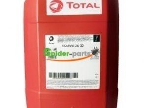 Гидравлическое масло EQUIVIS ZS 32 20л TOTAL 9919518