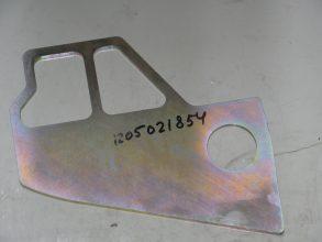 Пластина металическая (1205021854) 12150156