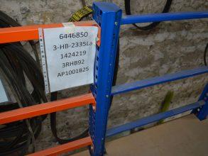 Ремень (AP1001B25, 3RHB92) 12150169
